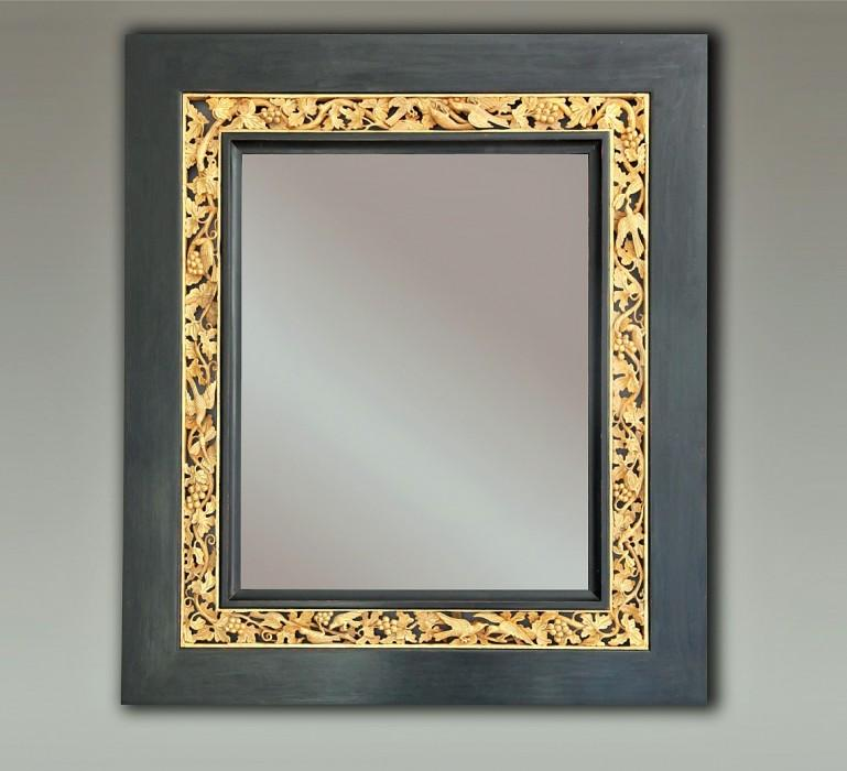 Frame with birds