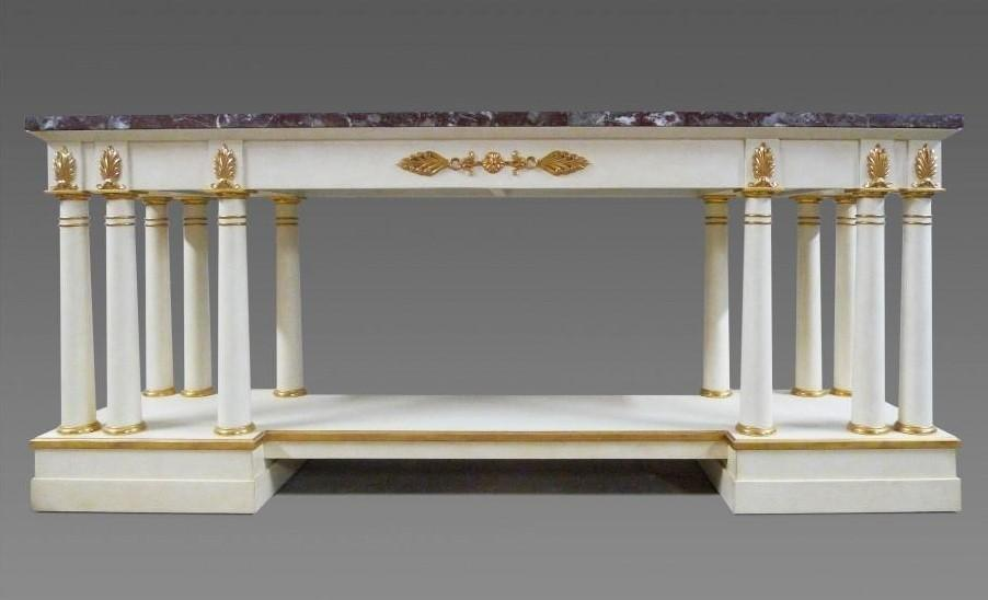 Console table Empire