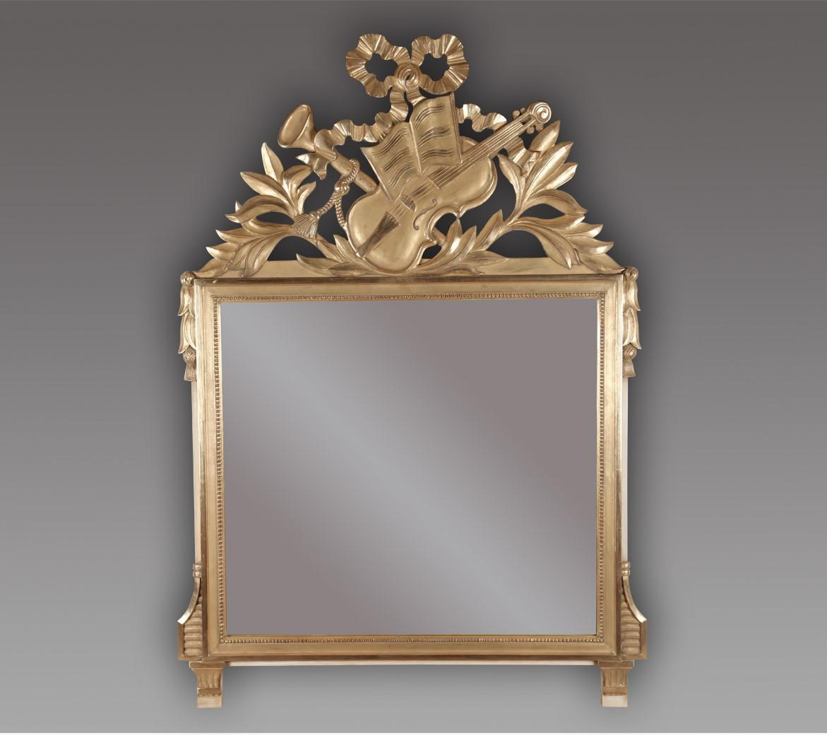 miroir epoque empire